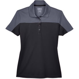 Core 365 Balance Colorblock Performance Piqué Polo (Women's)