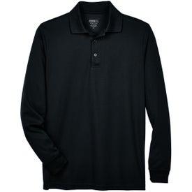 Core 365 Pinnacle Performance Piqué Polo (Men's, Long Sleeve)