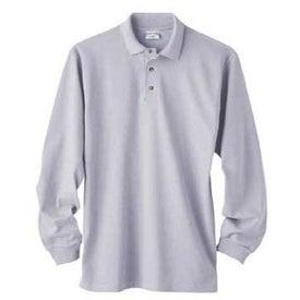 Cotton Deluxe Long Sleeve Polo