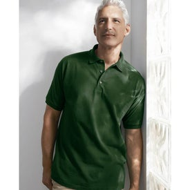 Anvil Cotton Deluxe Pique Sport Shirt Branded with Your Logo