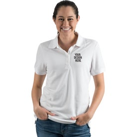 Crandall Short Sleeve Polo Shirt by TRIMARK (Women's)