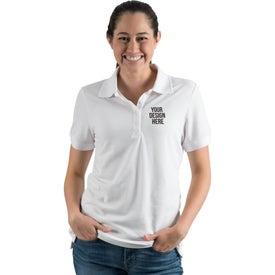 Crandall Short Sleeve Polo Shirt by TRIMARK (Women's)