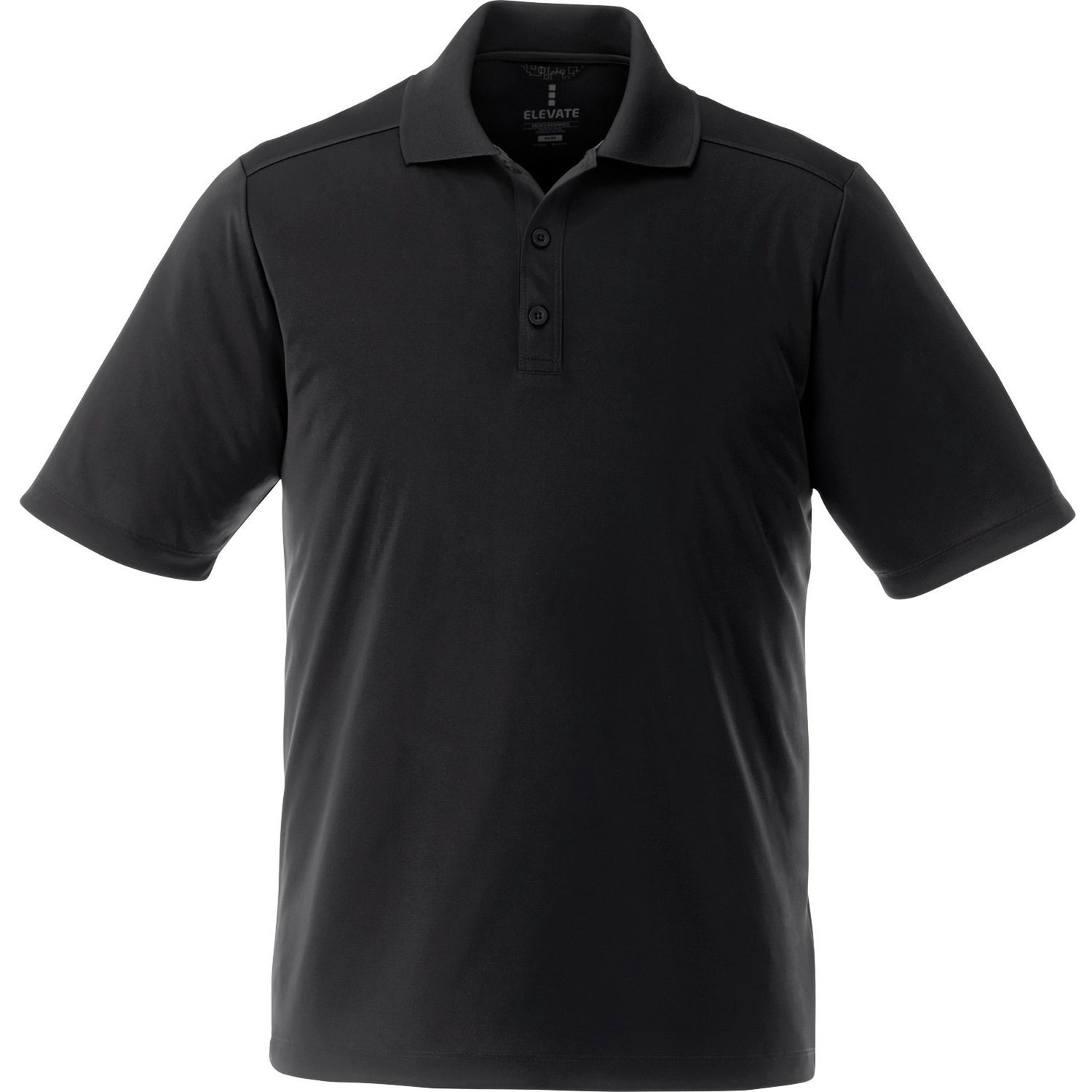 Dade short sleeve polo shirt by trimark men 39 s for Quality polo shirts with company logo