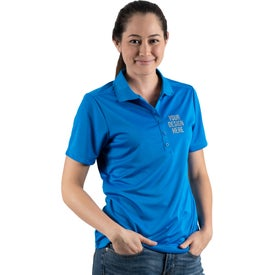 Dade Short Sleeve Polo Shirts by TRIMARK (Women''s)