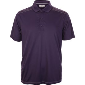 Dunlay Short Sleeve Polo Shirt by TRIMARK for Advertising