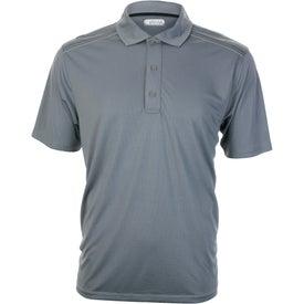 Custom Dunlay Short Sleeve Polo Shirt by TRIMARK
