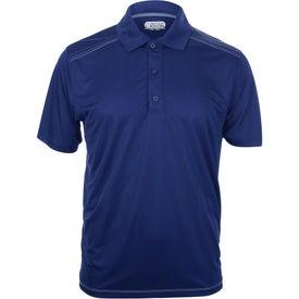 Company Dunlay Short Sleeve Polo Shirt by TRIMARK