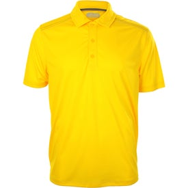 Custom Dunlay Short Sleeve Polo Shirt by TRIMARK