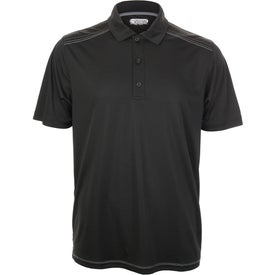 Personalized Dunlay Short Sleeve Polo Shirt by TRIMARK