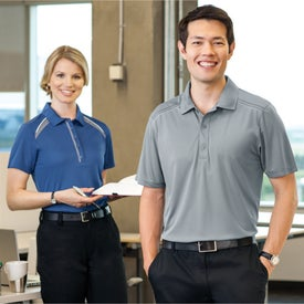 Dunlay Short Sleeve Polo Shirt by TRIMARK for Your Organization