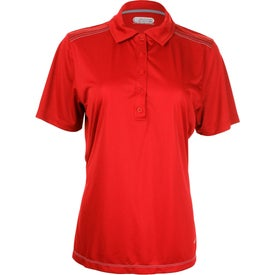Dunlay Short Sleeve Polo Shirt by TRIMARK Branded with Your Logo