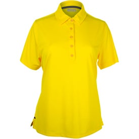 Dunlay Short Sleeve Polo Shirt by TRIMARK for Customization