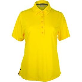 Dunlay Short Sleeve Polo Shirt by TRIMARK for Customization