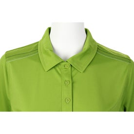 Printed Dunlay Short Sleeve Polo Shirt by TRIMARK