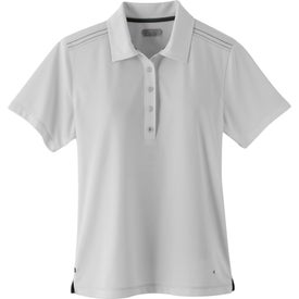Dunlay Short Sleeve Polo Shirt by TRIMARK for Promotion