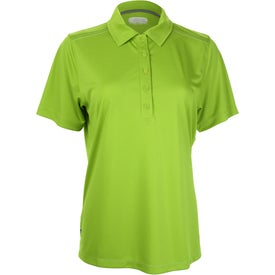 Dunlay Short Sleeve Polo Shirt by TRIMARK (Women's)