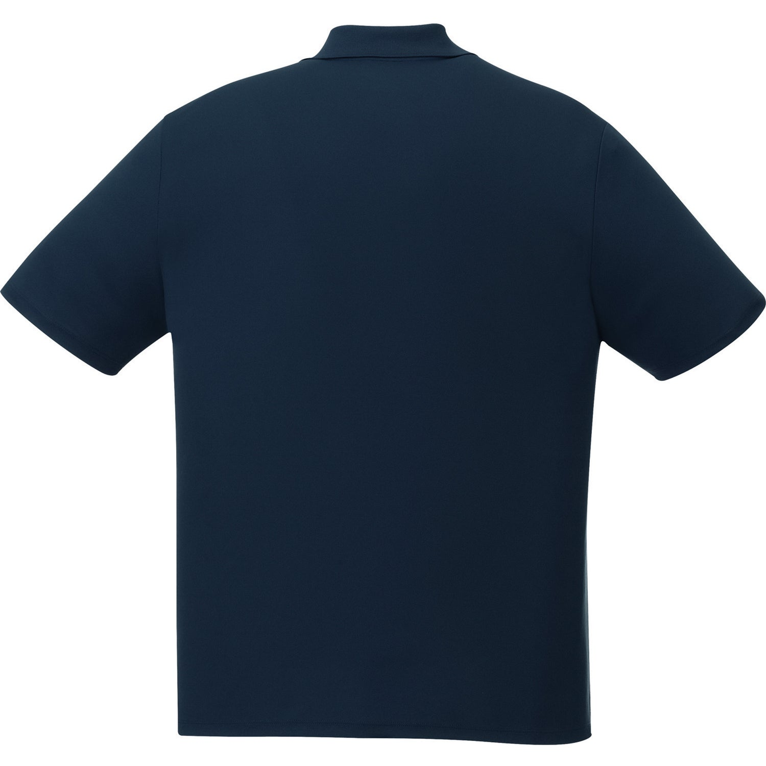 Edge short sleeve polo shirt by trimark men 39 s for Quality polo shirts with company logo