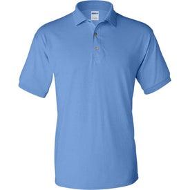 Gildan Ultra Blend Jersey Sport Shirt with Your Slogan