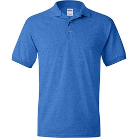 Gildan Ultra Blend Jersey Sport Shirt Printed with Your Logo