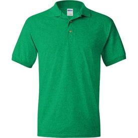 Promotional Gildan Ultra Blend Jersey Sport Shirt