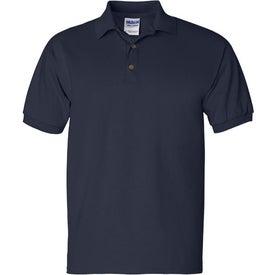 Gildan Ultra Cotton Jersey Sport Shirt for Advertising