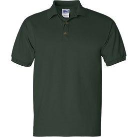 Advertising Gildan Ultra Cotton Jersey Sport Shirt