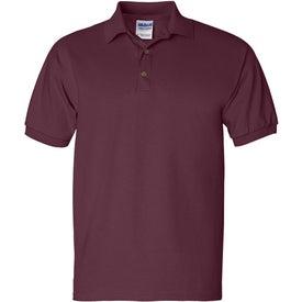 Monogrammed Gildan Ultra Cotton Jersey Sport Shirt