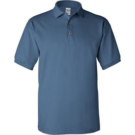Imprinted Gildan Ultra Cotton Pique Sport Shirt