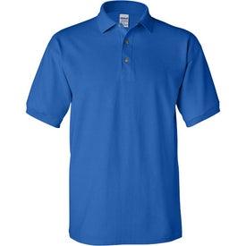 Printed Gildan Ultra Cotton Pique Sport Shirt