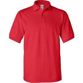 Personalized Gildan Ultra Cotton Pique Sport Shirt