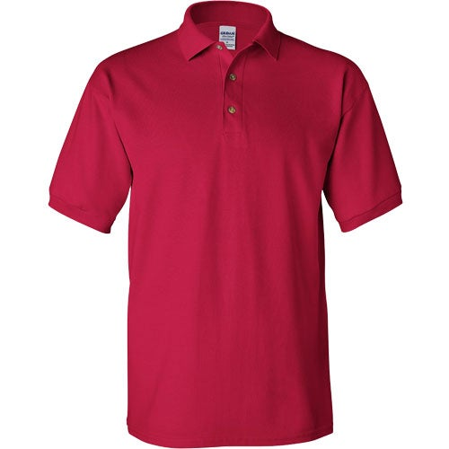 Gildan ultra cotton pique sport shirt embroidered polo for Order polo shirts with logo