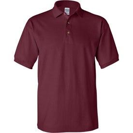 Monogrammed Gildan Ultra Cotton Pique Sport Shirt