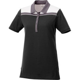 Gydan Short Sleeve Polo Shirt by TRIMARK (Women's)