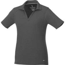 Promotional women 39 s jepson short sleeve polo shirt by for Quality polo shirts with company logo