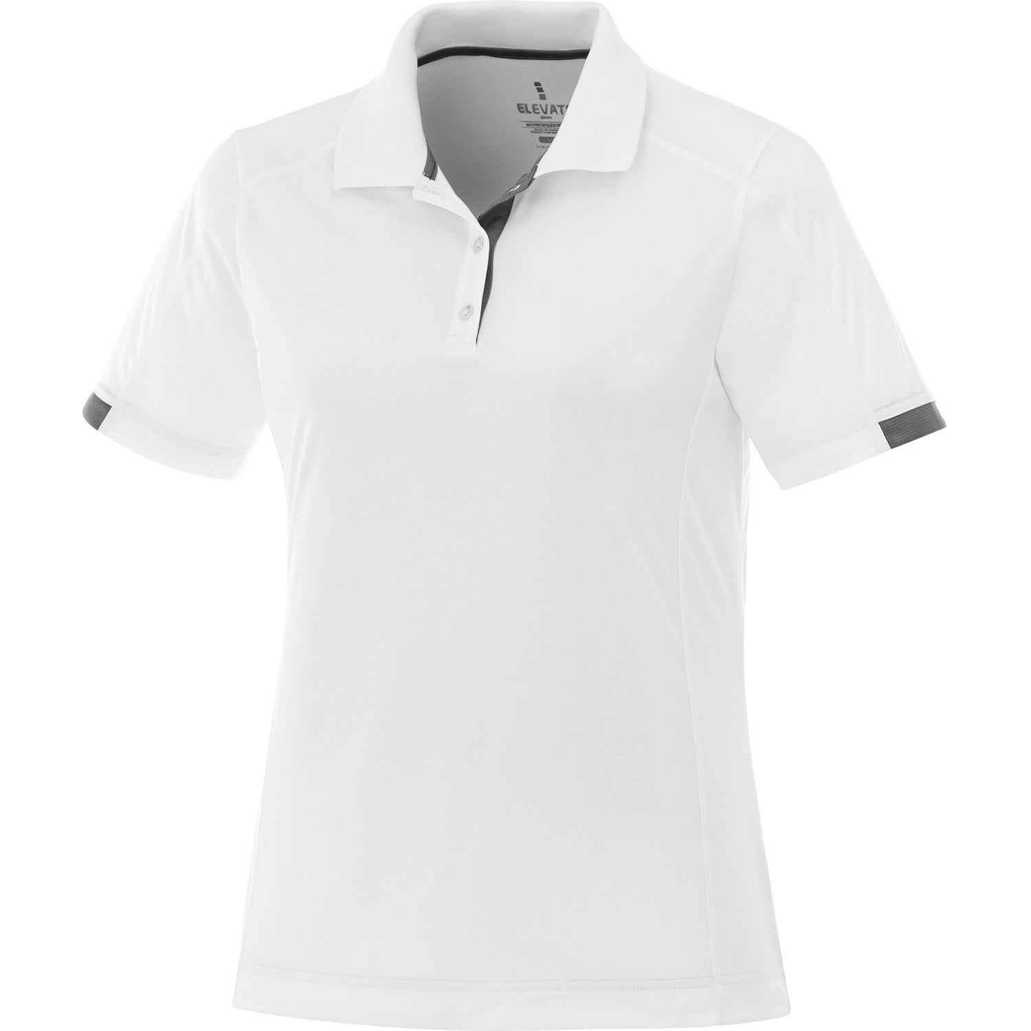 Promotional Women s Kiso Short Sleeve Polo Shirt by TRIMARKs with ... 80388e41f1