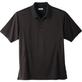 Logo Koryak Short Sleeve Polo Shirt by TRIMARK