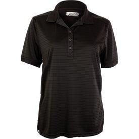 Printed Koryak Short Sleeve Polo Shirt by TRIMARK