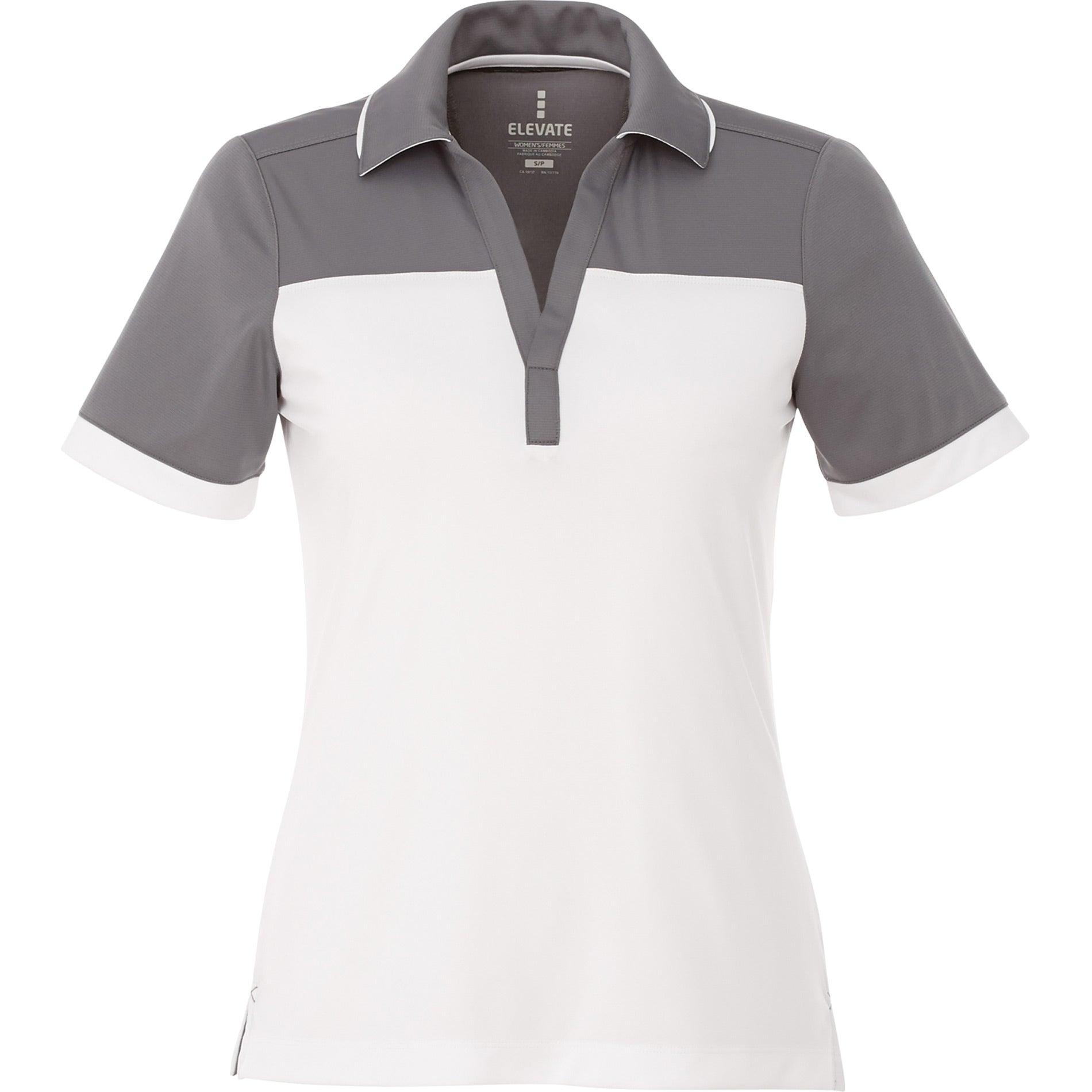 Mack Short Sleeve Polo Shirt by TRIMARK (Women's)