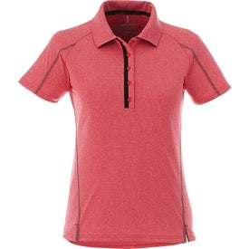 Macta Short Sleeve Polo Shirt by TRIMARK (Women's)