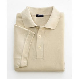 Madera Short Sleeve Polo Shirt by TRIMARK for Advertising