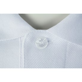 Madera Short Sleeve Polo Shirt by TRIMARK for your School
