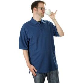 Custom Madera Short Sleeve Polo Shirt by TRIMARK