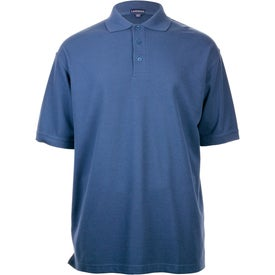 Madera Short Sleeve Polo Shirt by TRIMARK for Your Organization