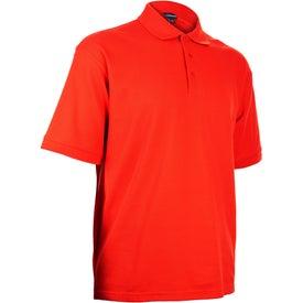 Company Madera Short Sleeve Polo Shirt by TRIMARK