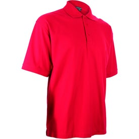 Madera Short Sleeve Polo Shirt by TRIMARK for Marketing