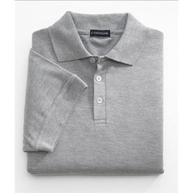 Custom Madera Short Sleeve Polo Shirt by TRIMARK