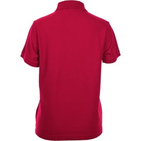 Madera Short Sleeve Polo Shirt by TRIMARK Imprinted with Your Logo