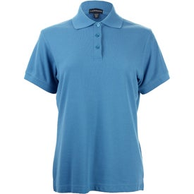 Advertising Madera Short Sleeve Polo Shirt by TRIMARK