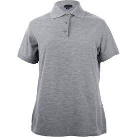 Madera Short Sleeve Polo Shirt by TRIMARK for Your Company