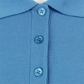 Promotional Madera Short Sleeve Polo Shirt by TRIMARK